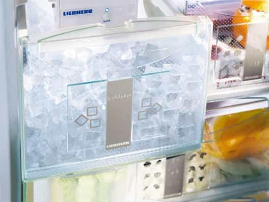 Liebherr лед