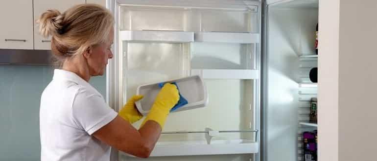Инструкция по разморозке холодильника