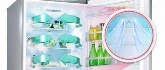 No Frost в холодильнике: преимущества и недостатки системы