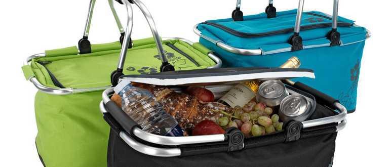 Виды и особенности автомобильных сумок-холодильников от прикуривателя