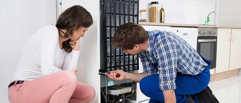 Почему нагревается корпус холодильника: причины неполадки