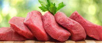 Сроки хранения мяса в морозилке по СанПиНу
