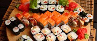 Как долго можно хранить роллы и суши в холодильнике и при комнатной температуре