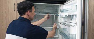 Обзор распространённых ошибок и неисправностей в бытовых холодильниках «Atlant»