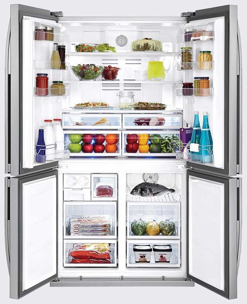 Бытовой холодильник BEKO GNE 114610 FX
