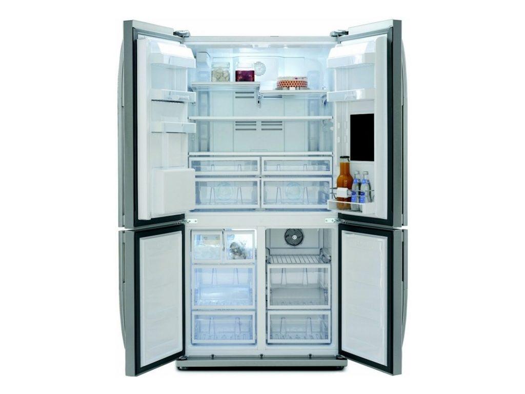 Бытовой холодильник BEKO GNE 134620 X