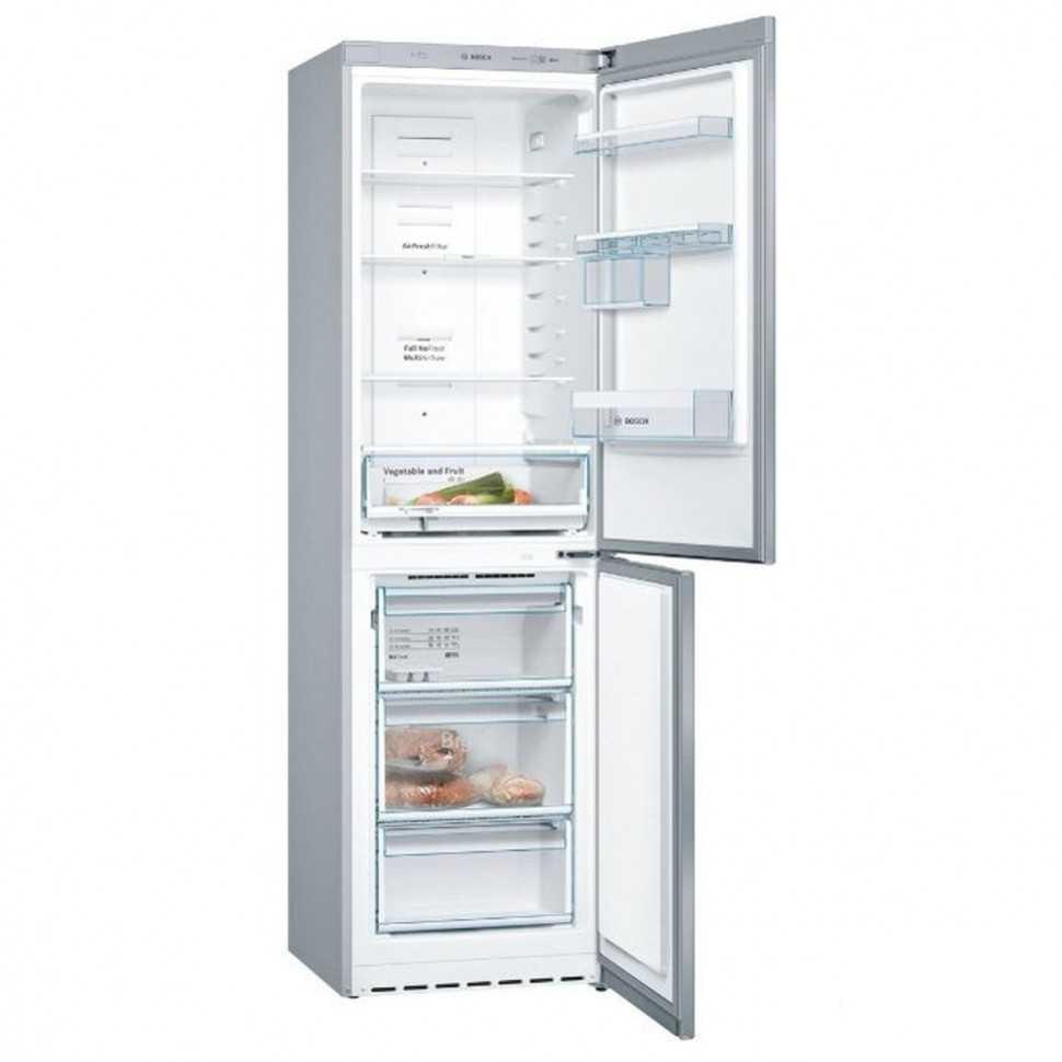 Бытовой холодильник Bosch KGN39VL17R