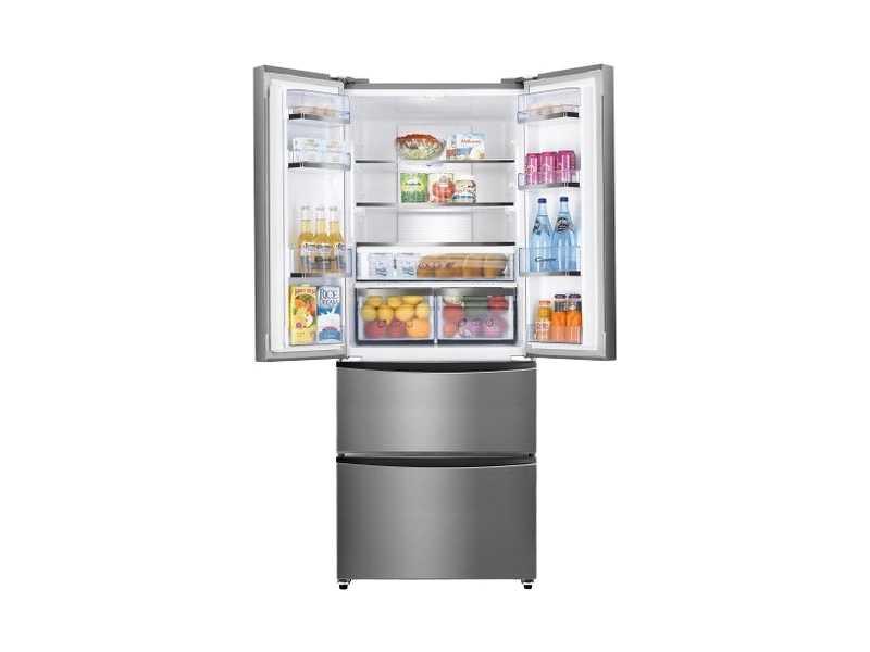 Холодильник Candy CCMN 7182 IXS
