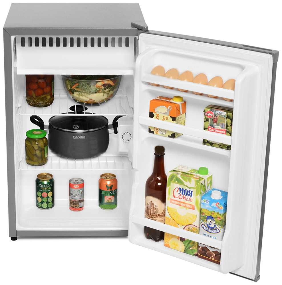 Однокамерный холодильник Daewoo Electronics FR-082AIXR