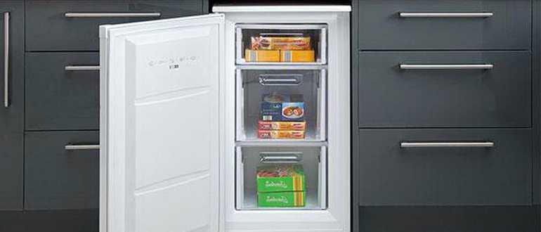 Как подобрать встроенный холодильник для кухни: преимущества и недостатки техники