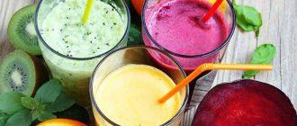 Сколько хранятся в холодильнике свежевыжатые соки из ягод, фруктов и овощей