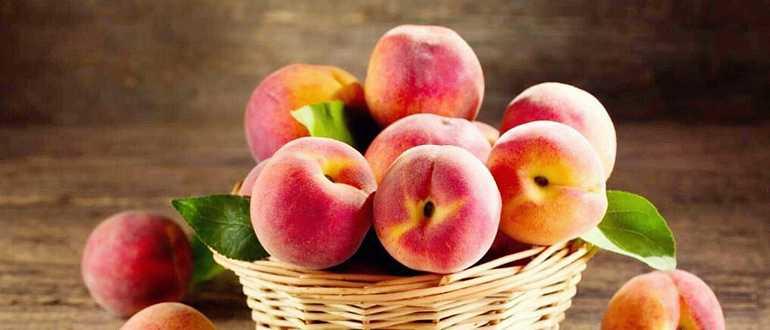 Как можно заморозить персики на зиму: 8 лучших способов