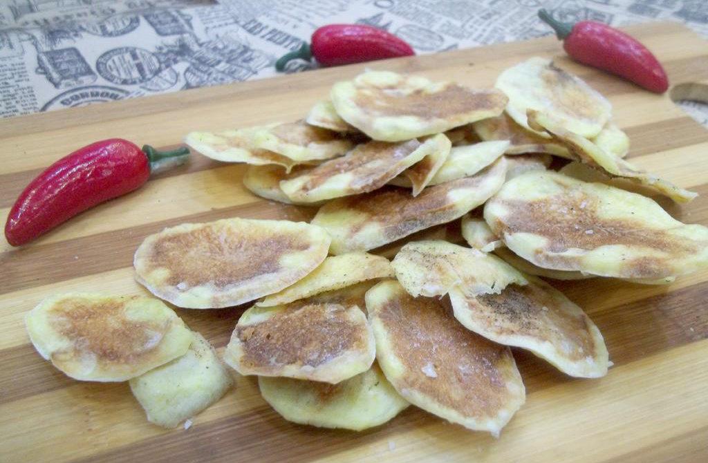 Хранение сушёного картофеля в холодильнике