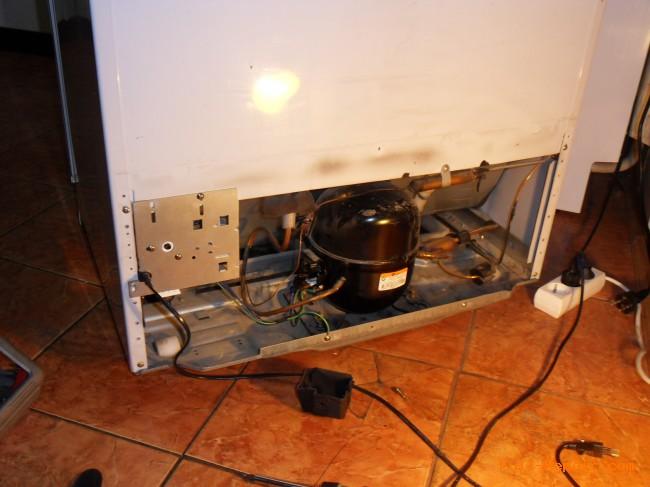 Пусковое реле холодильника