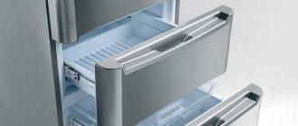 Подробный обзор характеристик и моделей холодильников с большой морозильной камерой