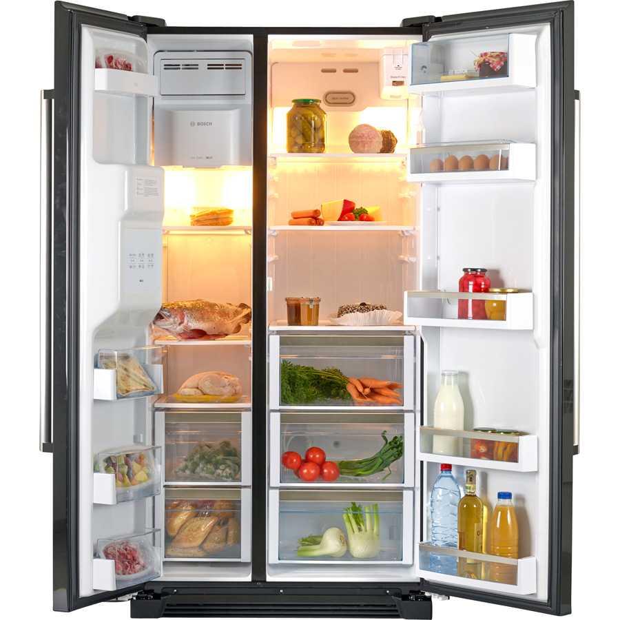 Бытовой холодильник BOSCH KAN58A55