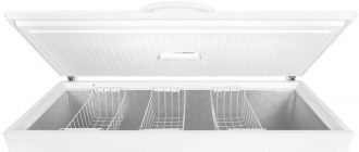Устройство, технические параметры и характеристики современных морозильных ларей