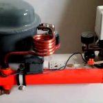 Как своими руками сделать компрессор из бытового холодильника