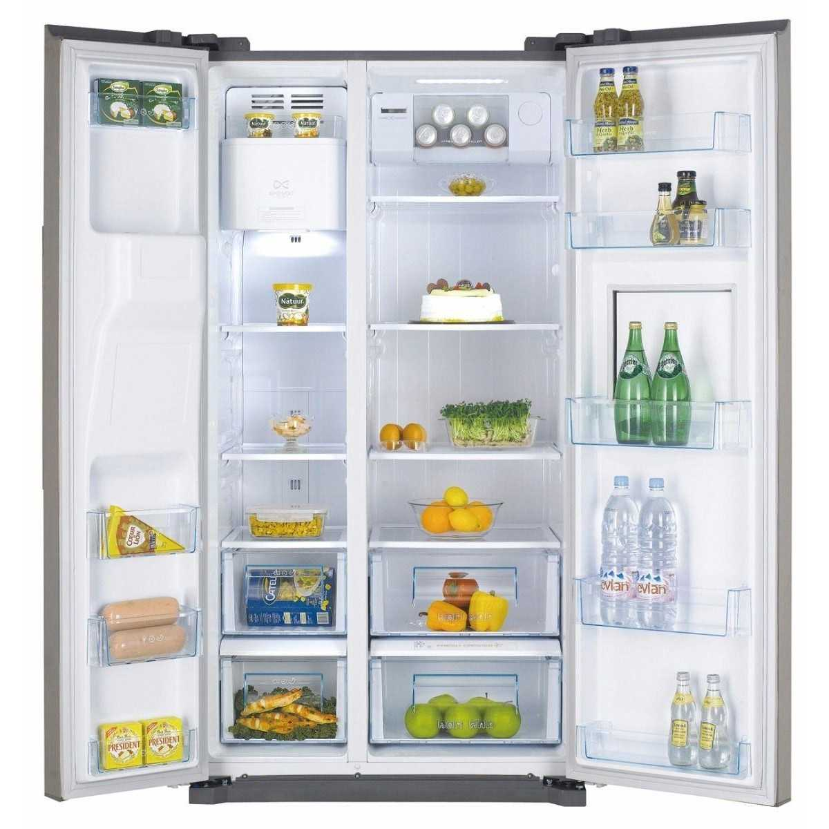 Бытовой холодильник Daewoo FRN-X22B4CW
