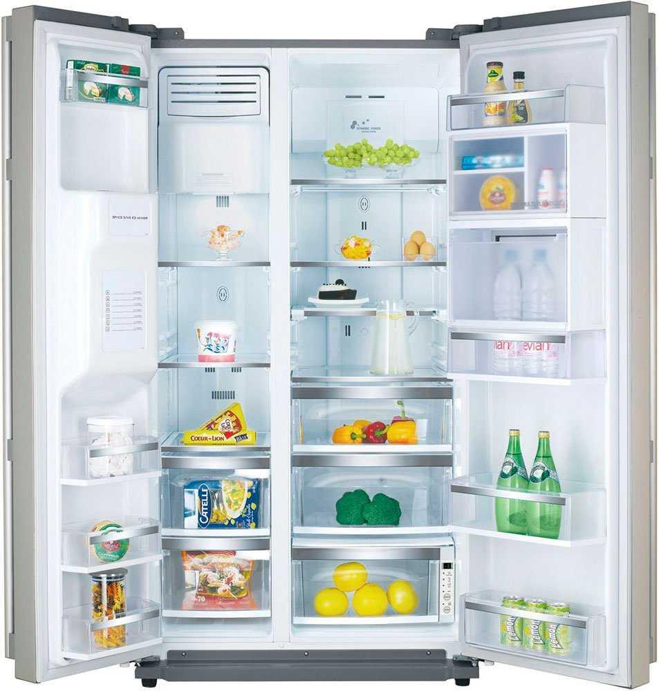 Бытовой холодильник Daewoo FRN-X22B5CSI
