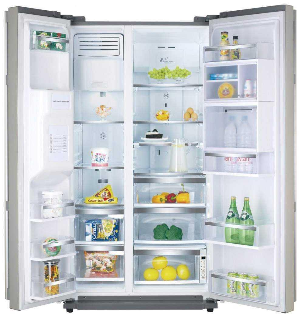 Бытовой холодильник Daewoo FRN-X22F5CS