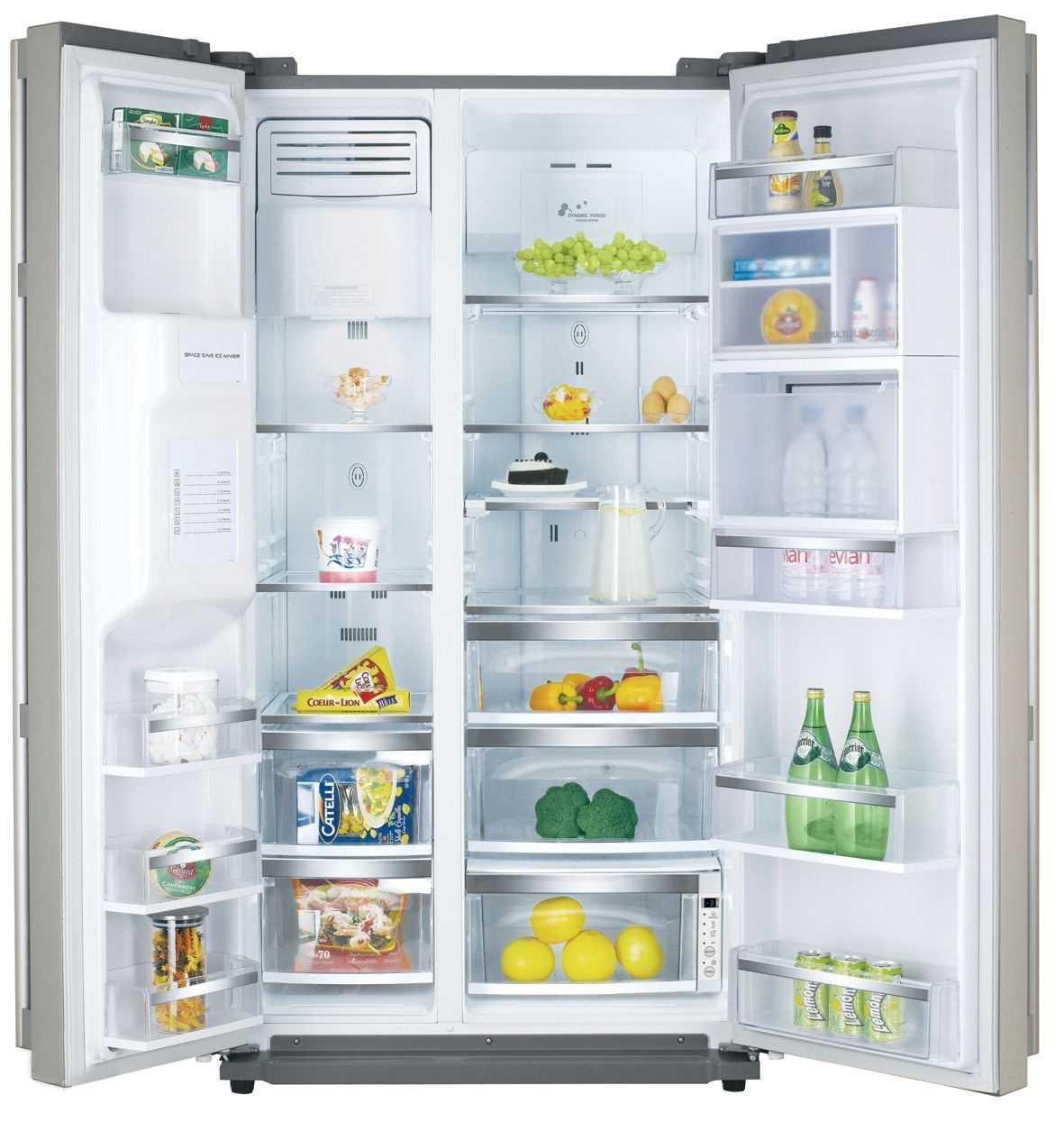 Бытовой холодильник Daewoo FRN-X22H4CSI