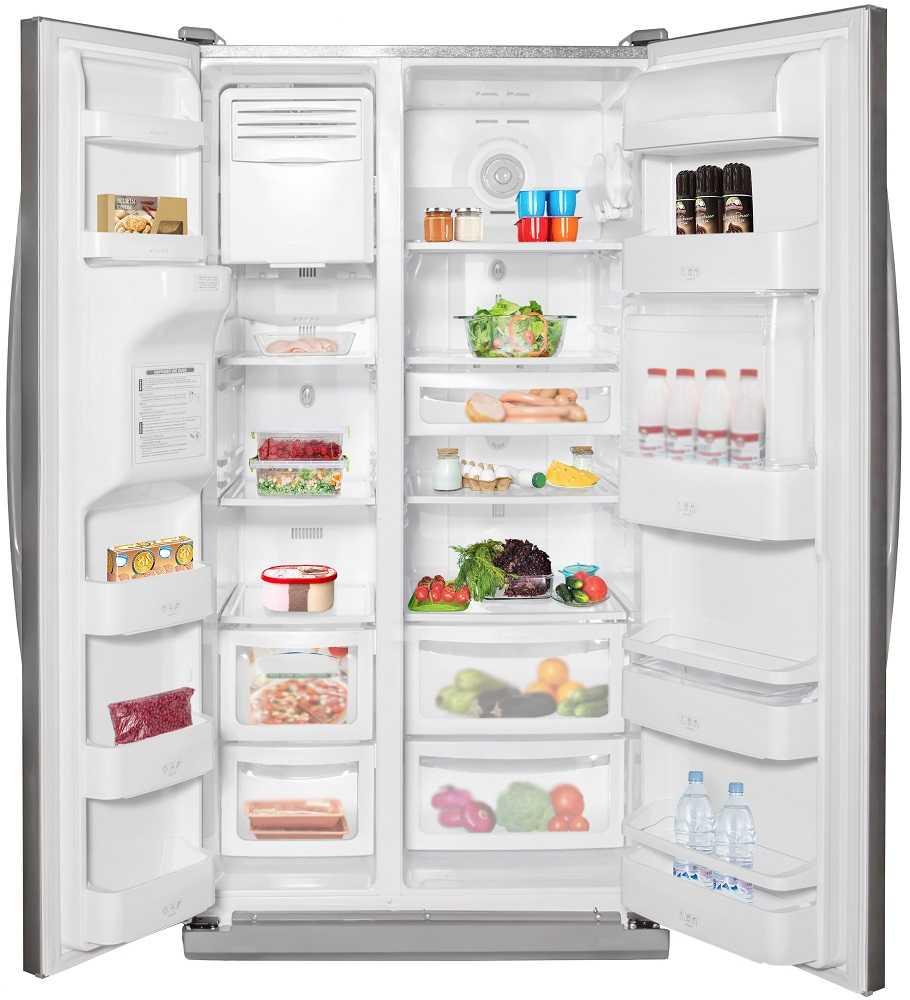 Бытовой холодильник Daewoo FRS-6311SFG