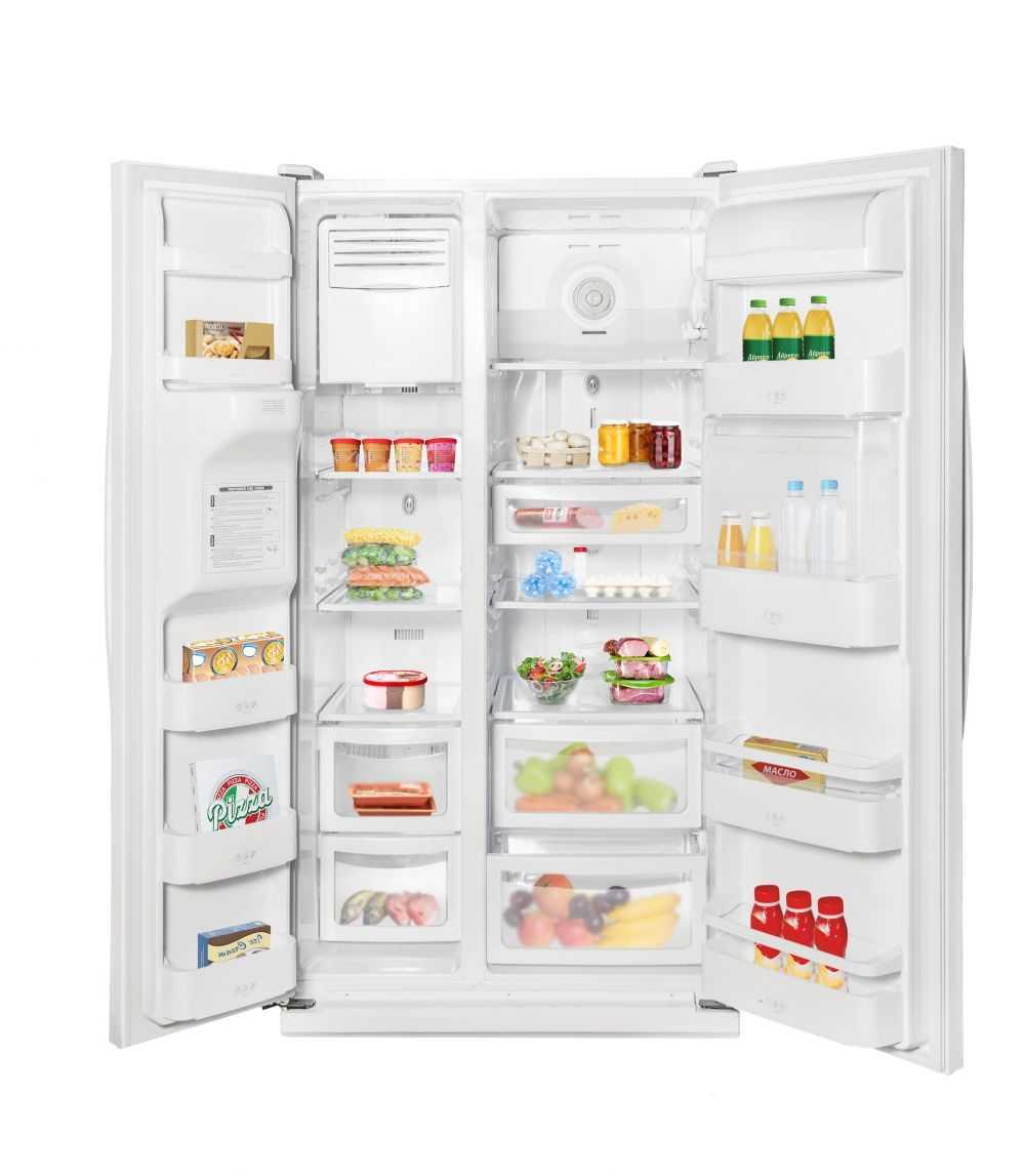 Бытовой холодильник Daewoo FRS-6311WFG