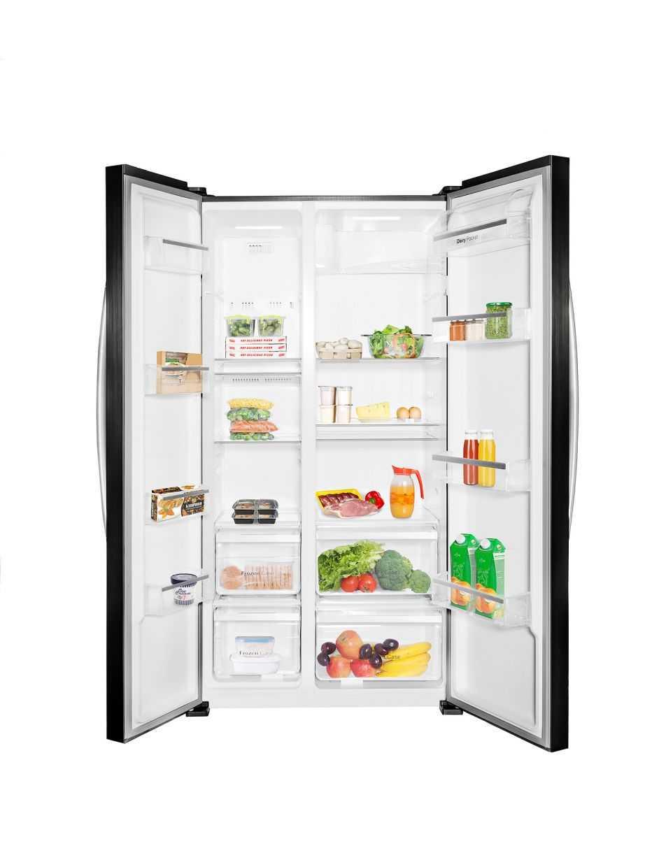 Бытовой холодильник Daewoo RSH5110BNG