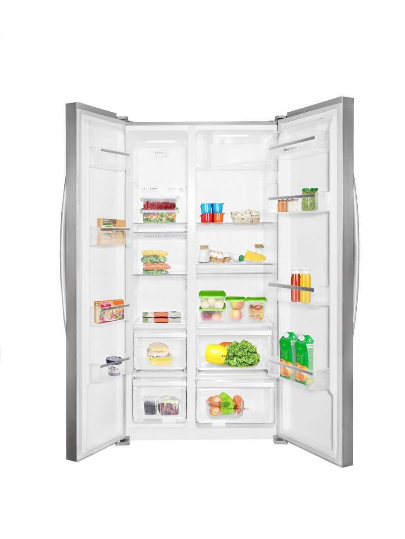 Бытовой холодильник Daewoo RSH5110SNG