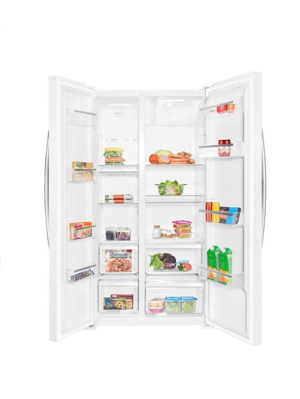 Бытовой холодильник Daewoo RSH5110WNG