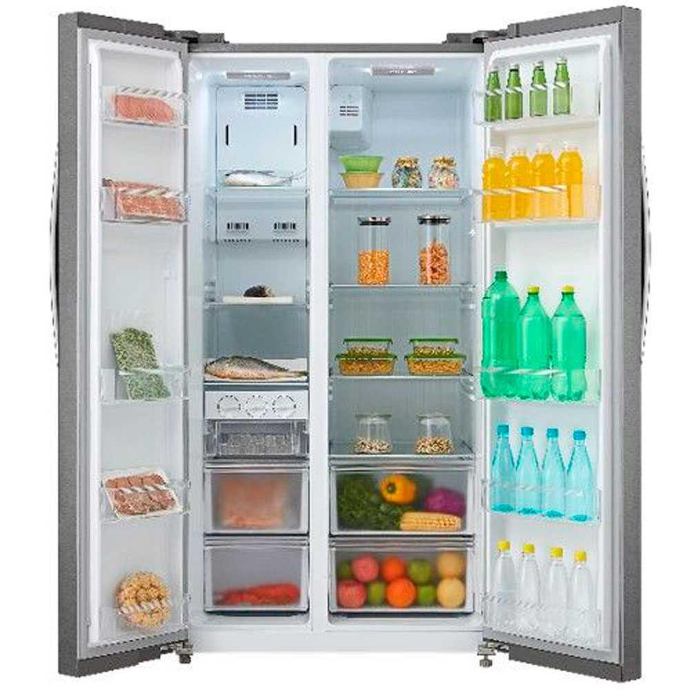 Бытовой холодильник Daewoo RSM580BS