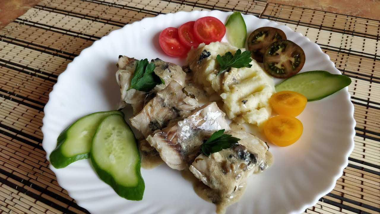 Особенности заморозки отварной рыбы