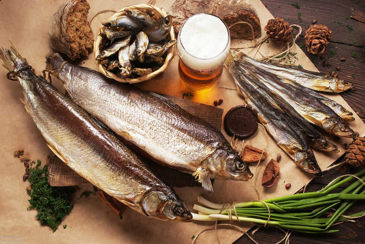 Как нужно хранить вяленую рыбу