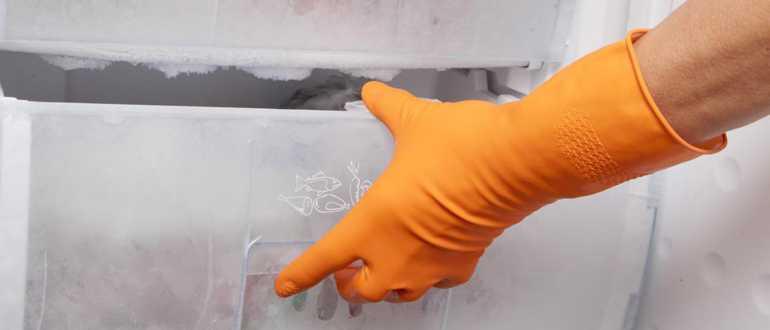 Как можно быстро разморозить морозильную камеру: лучшие советы