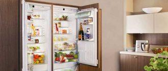 Режим работы холодильника