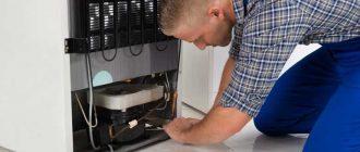 Как можно починить своими руками холодильник: проблемы популярных марок