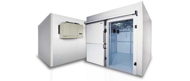 изготовление морозильной камеры
