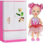 кукольный холодильник