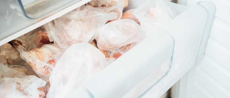 Какой срок годности охлажденной курицы?