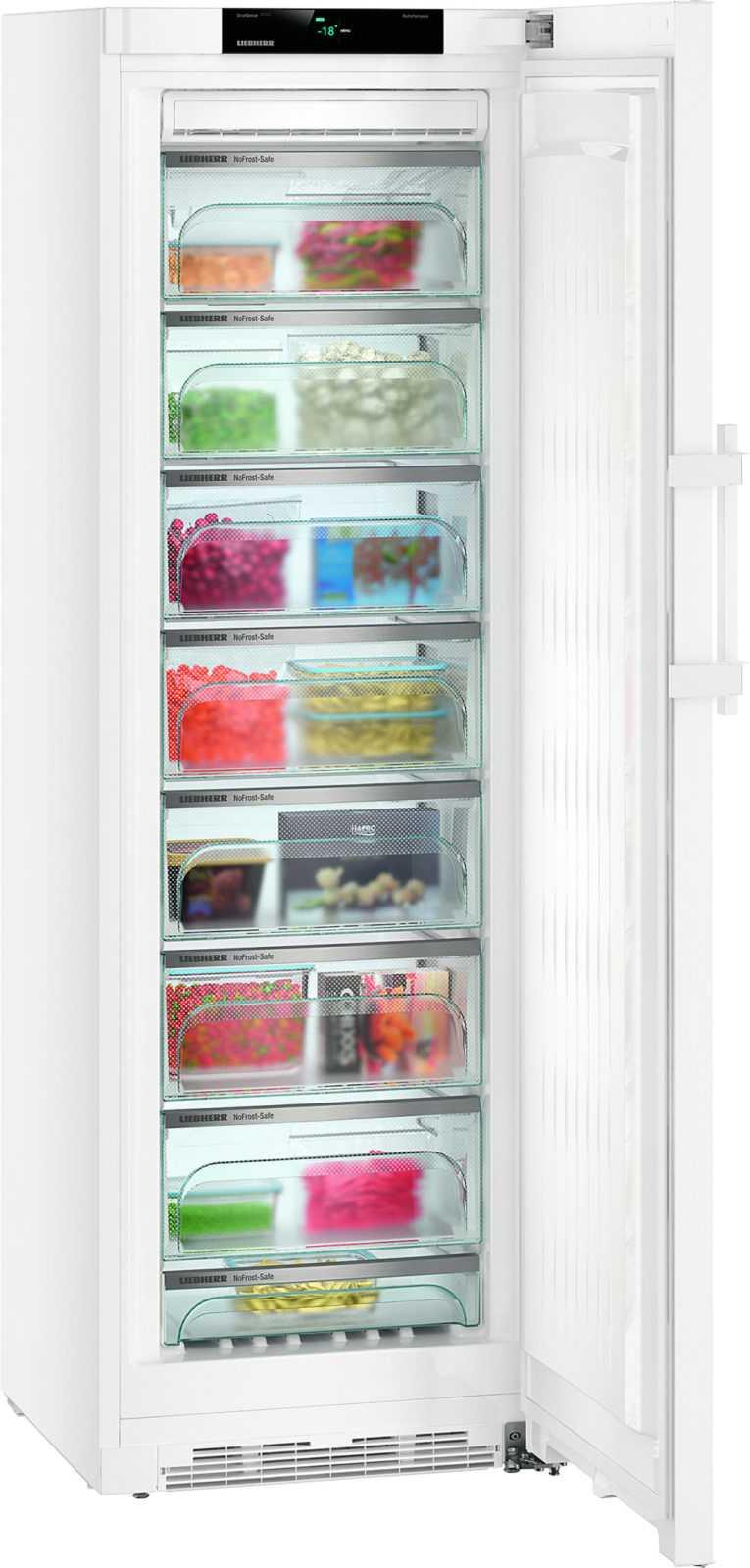Морозильная камера Liebherr GNP 4355 Premium NoFrost