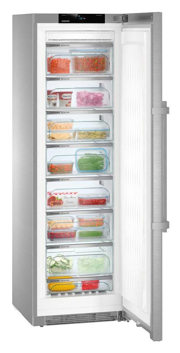 Морозильная камера Liebherr GNPes 4355 Premium NoFrost