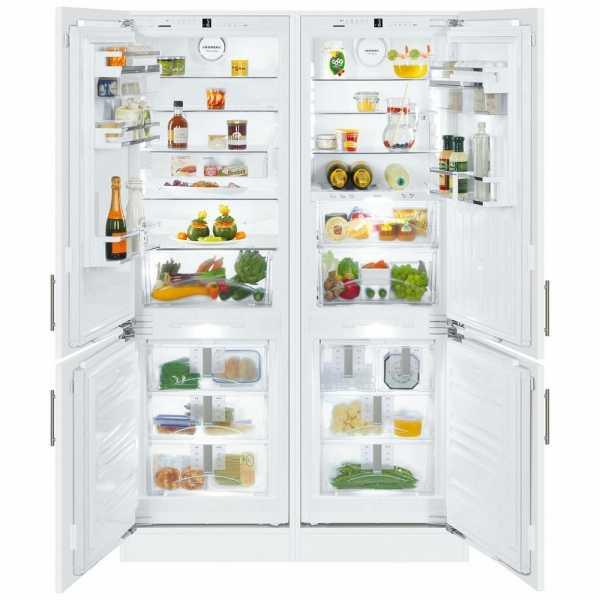 Бытовой холодильник Liebherr SBS 66I3-22 001