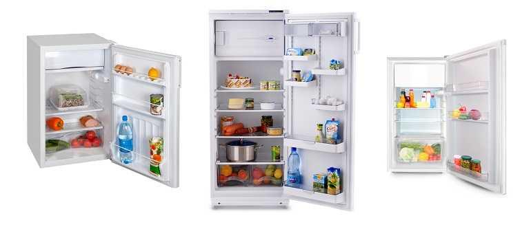 однокамерный холодильник с морозилкой