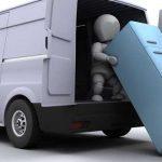 перевозка холодильника