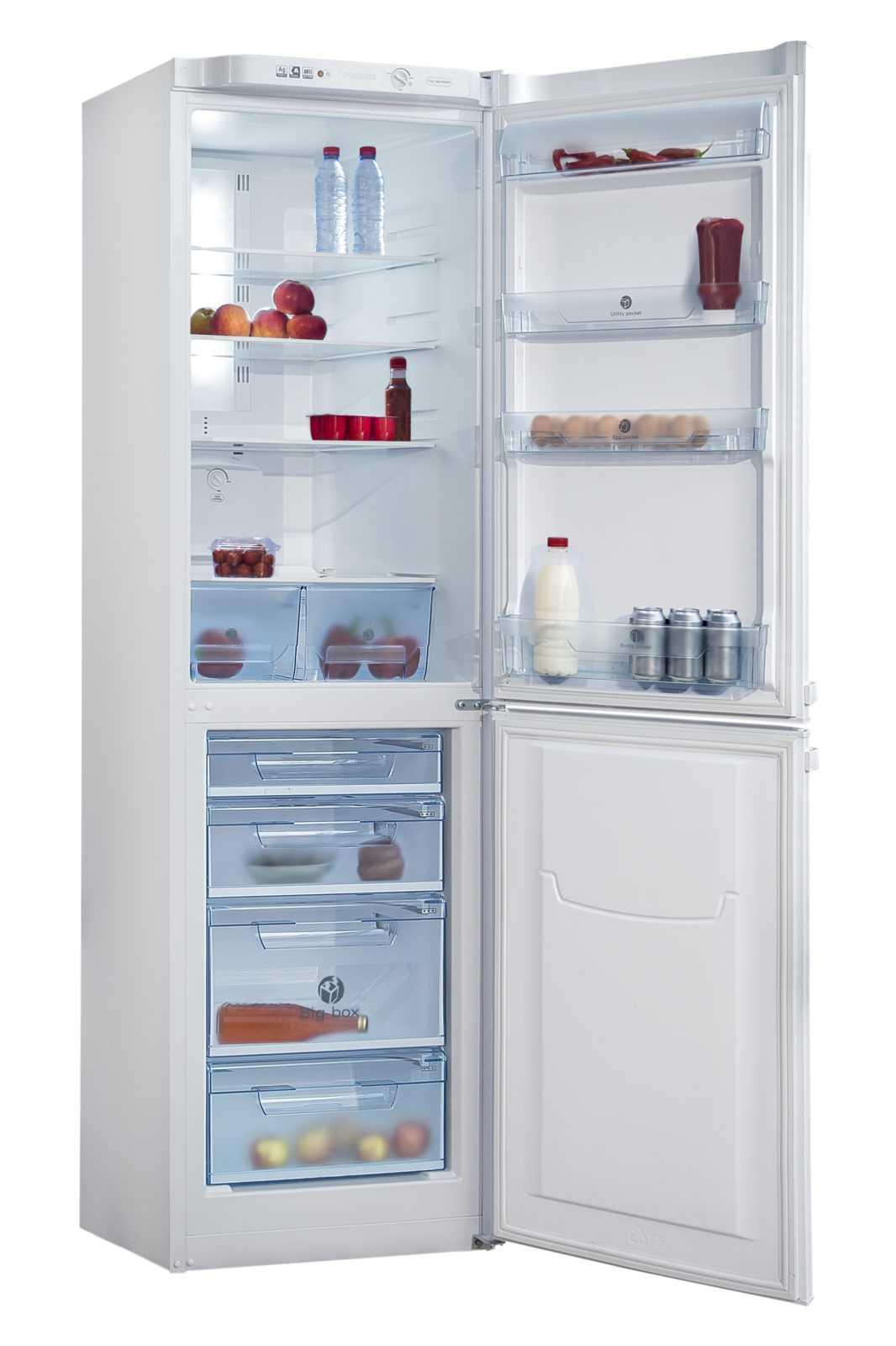 Бытовой холодильник Pozis RK FNF-172 W GF