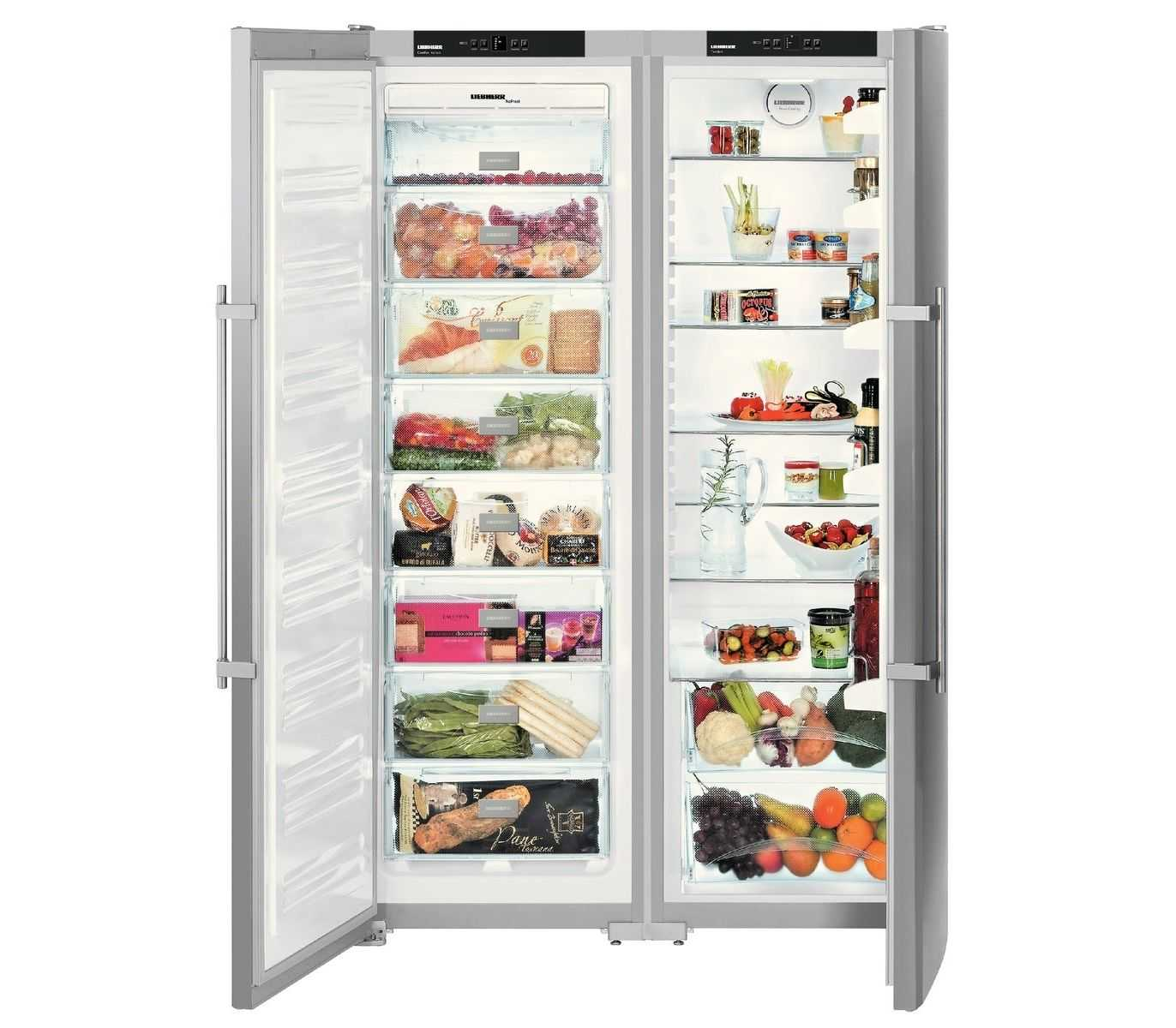 Бытовой холодильник SBS 7212 Comfort NoFrost