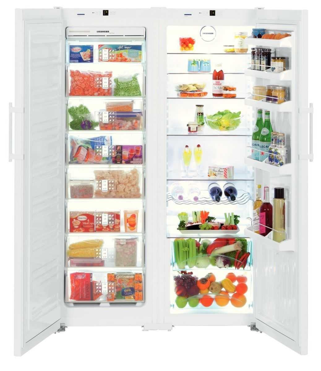 Бытовой холодильник SBS 7222 Comfort NoFrost