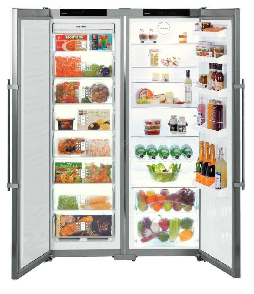 Бытовой холодильник SBSbs 8673 Premium BioFresh NoFrost