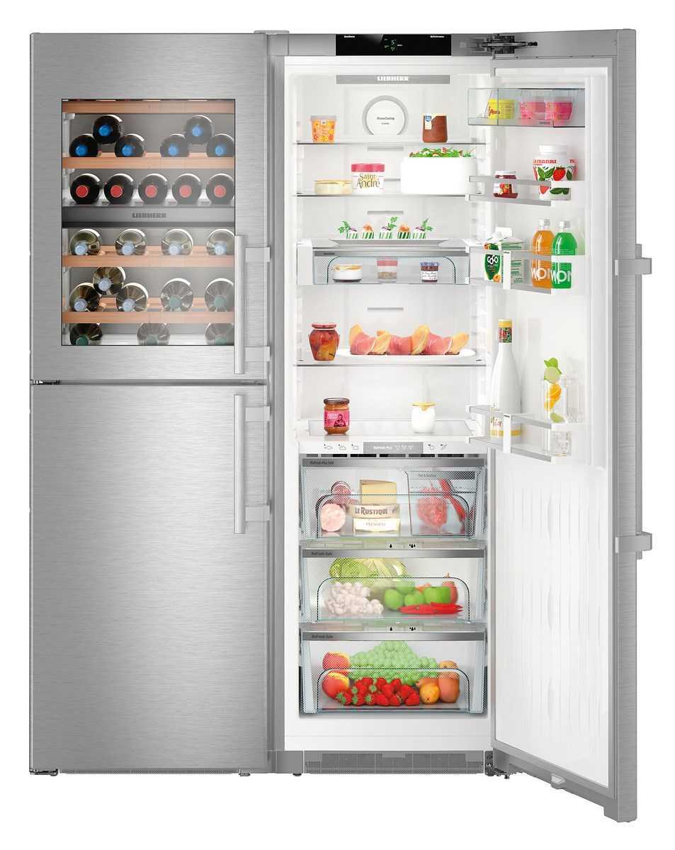 Бытовой холодильник SBSes 8486 PremiumPlus BioFresh NoFrost